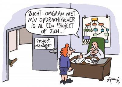 training projectleiderschap